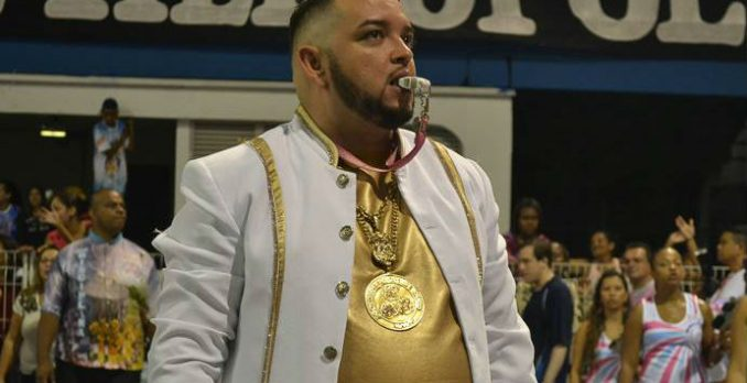 Mestre Rafa. Foto: SRzd - Cláudio L. Costa