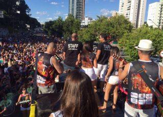 Bloco do Fervo. Foto: Divulgação