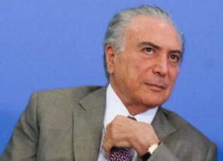 Presidente Michel Temer Foto: Beto Barata/PR
