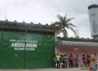 Complexo Penitenciário Anisio Jobim. Foto: Agência Brasil