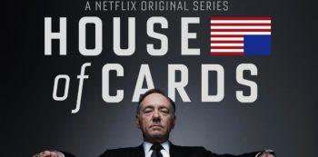 House of Cards. Foto: Divulgação