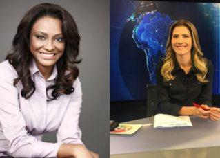 Joyce Ribeiro e Patricia Rocha. Foto: Divulgação