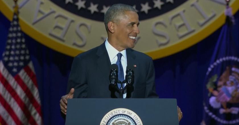 Barack Obama. Foto: Reprodução de TV