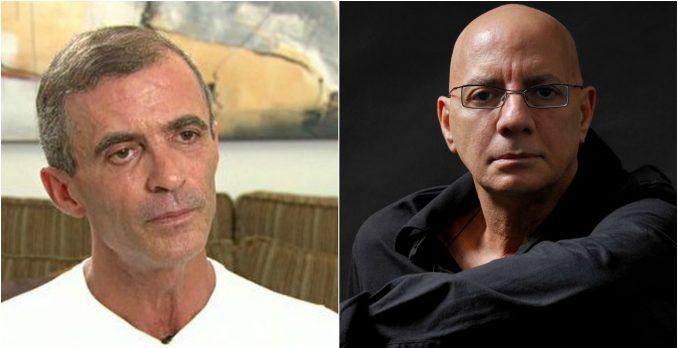 Paulo Barros e Renato Vieira. Foto: Reprodução