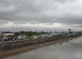 Céu nublado em SP. Foto: Reprodução de Internet