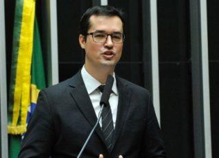 Deltan Dallagnol. Foto: Luis Macedo/Câmara dos Deputados