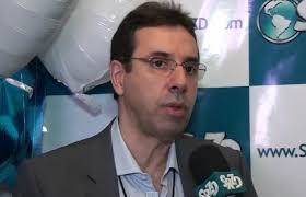 Jorge Castanheira, presidente da Liesa. Foto: SRzd