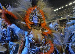 Musas Carnaval SP 2017 . Foto: SRzd - Ana Moura