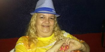 Liza Carioca. Foto: Arquivo Pessoal