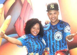 Shay Pituba e Wesley Cherry. Foto: Divulgação