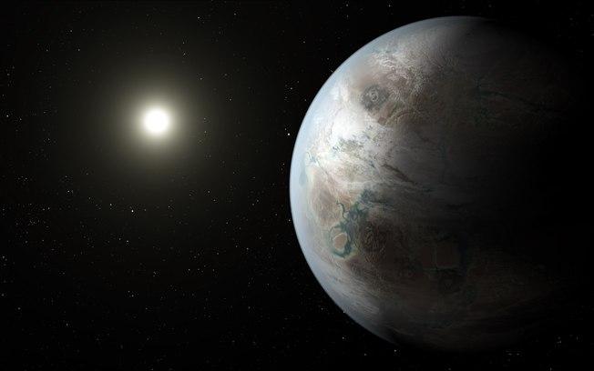 Planeta. Foto: Reprodução