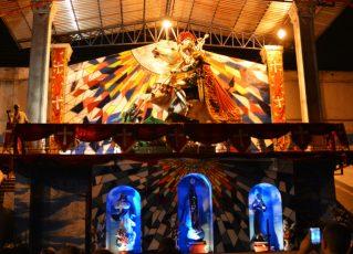 Evento em homenagem a São Jorge. Foto: Divulgação