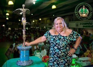 Presidente do Império, Vera Lúcia. Foto: Divulgação