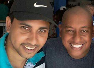 Ney Lopes e Samir Trindade. Foto: Divulgação