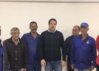 Funcionários da regional do bairro de Pinheiros. Foto: Reprodução de Internet