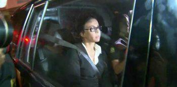 Adriana Ancelmo. Foto: Reprodução de TV