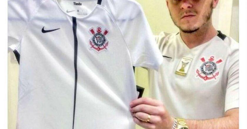 Camisa Corinthians 2017. Foto: Reprodução