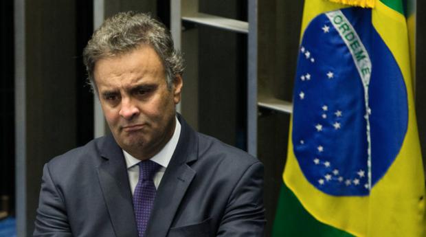 Aécio Neves. Foto: Divulgação