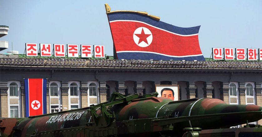 Serviço de defesa norte-coreano. Foto: Reprodução de Internet