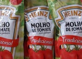 Molho de tomate Heinz. Foto: Reprodução
