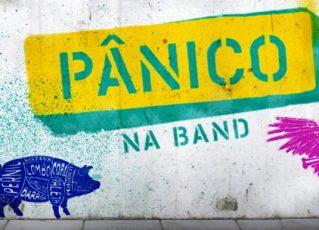 Programa Pânico na Band. Foto: Divulgação