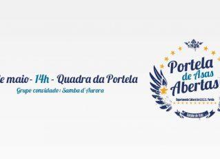 Projeto 'Portela de Asas Abertas'. Foto: Divulgação
