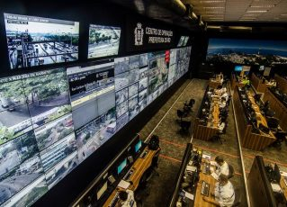 Centro de Operações Rio. Foto: Divulgação