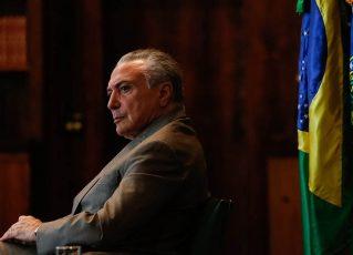 Michel Temer. Foto: Agência Brasil