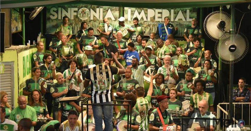 Império da Tijuca. Foto: Antônio Mello