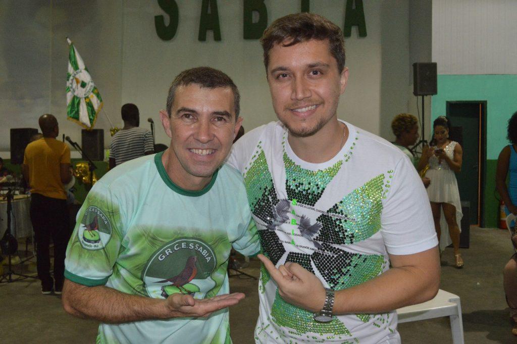 Equipe da Sabiá. Foto: Divulgação