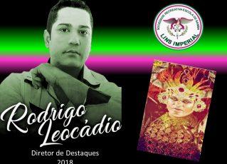 Rodrigo Leocádio. Foto: Divulgação