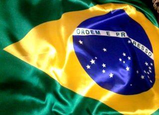 Bandeira do Brasil. Foto: Divulgação