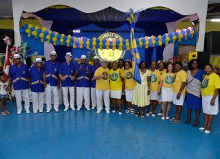 Festa da Velha Guarda do Paraíso do Tuiuti. Foto: Eduardo Hollanda