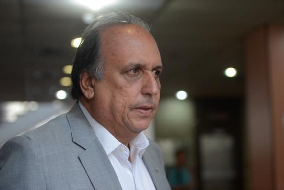 Governador Luiz Fernandp Pezão. Foto: Fernando Frazão/Agência Brasil