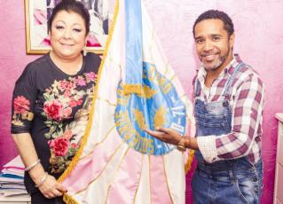 Angelina Basílio e André Machado. Foto: SRzd - Wadson Ferreira