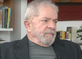 Lula. Foto: Reprodução/Youtube