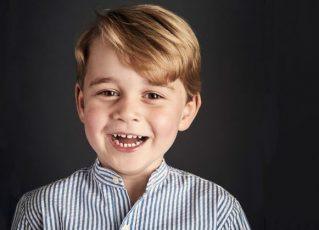 Príncipe George. Foto: Divulgação