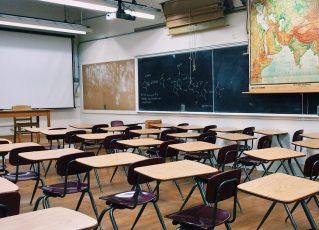 Sala de aula. Foto: Divulgação