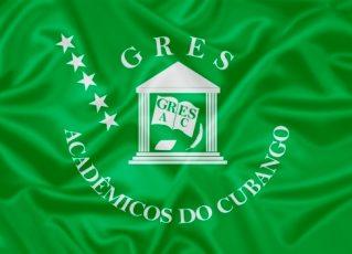Acadêmicos do Cubango. Foto: Divulgação