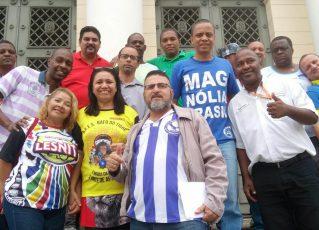 Diretoria da Lesnit. Foto: Divulgação