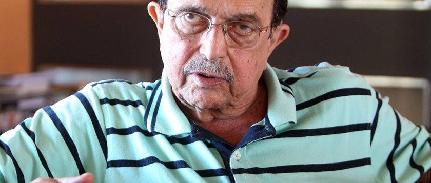 Ex-marido de Dilma, Carlos Araújo. Foto: Reprodução