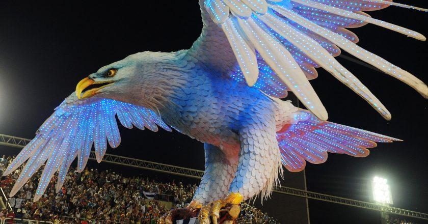 Águia da Portela. Foto: Divulgação