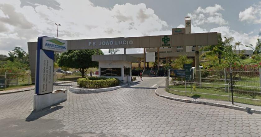 Pronto Socorro João Lúcio. Foto: Reprodução/Google Street View