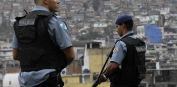 Unidades de Polícia Pacificadora. Foto: Agência Brasil