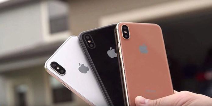 Telefones da Apple. Foto: Reprodução