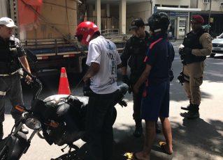 Prefeitura do Rio realiza ações de ordenamento urbano. Foto: Divulgação