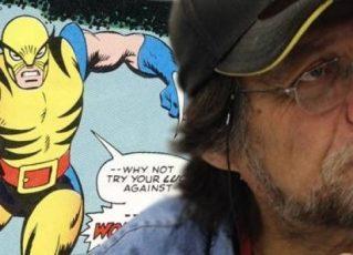 Len Wein, co-criador de Wolverine: Foto Divulgação