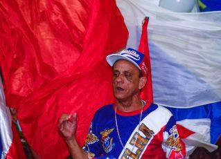 Mestre Ciça - União da Ilha. Foto: Nayra Halm/Divulgação