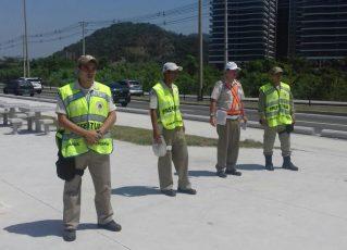 Guarda Municipal inicia operação para segunda semana do Rock in Rio. Foto: Ascom - GM-Rio