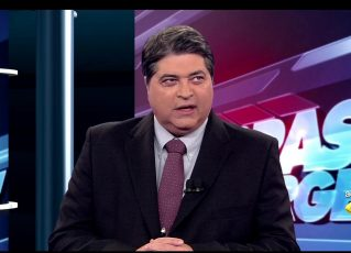 José Luiz Datena. Foto: Reprodução de TV